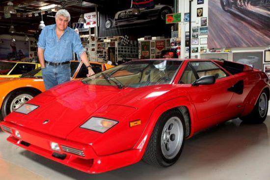 Jay Leno's 1986 Lamborghini Countach