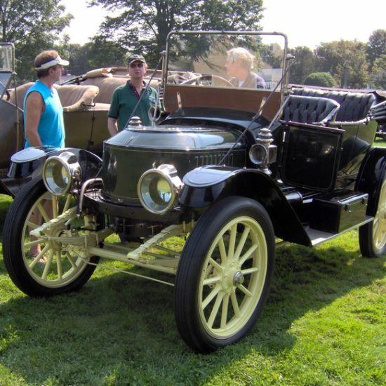 Jay Leno's 1909 Stanley Steamer