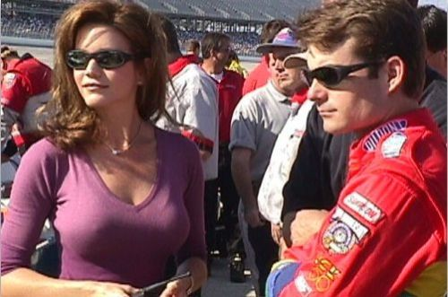 Jeff Gordon's Ex Wife Brooke Gordon