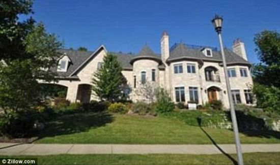 Jennifer Hudson's house in Chicago