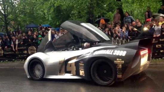 John Cena's car - 2009 Chevy Corvette ZR1