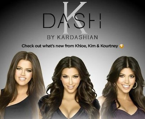 Kardashian's K Dash clothing