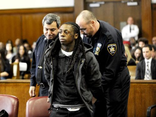 Lil Wayne in jail