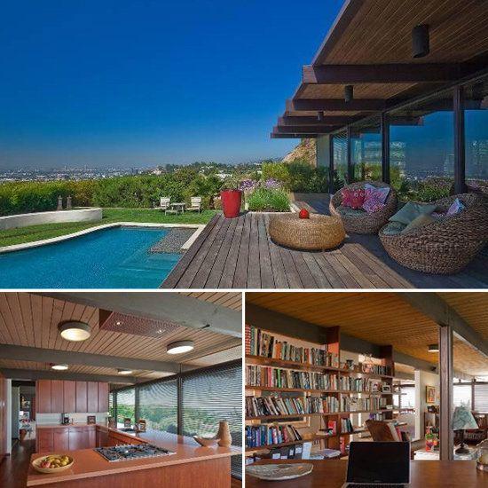 Scarlett Johansson' house