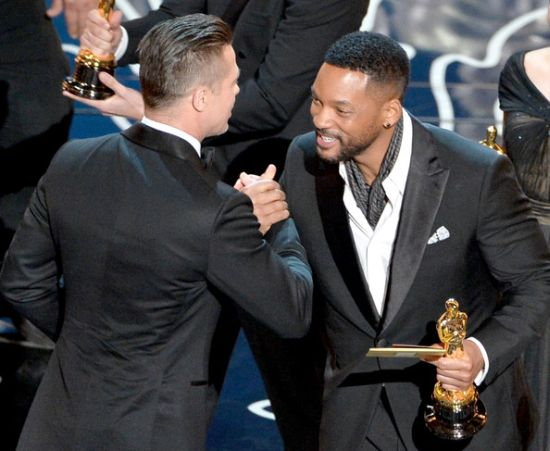 Will Smith oscar wins